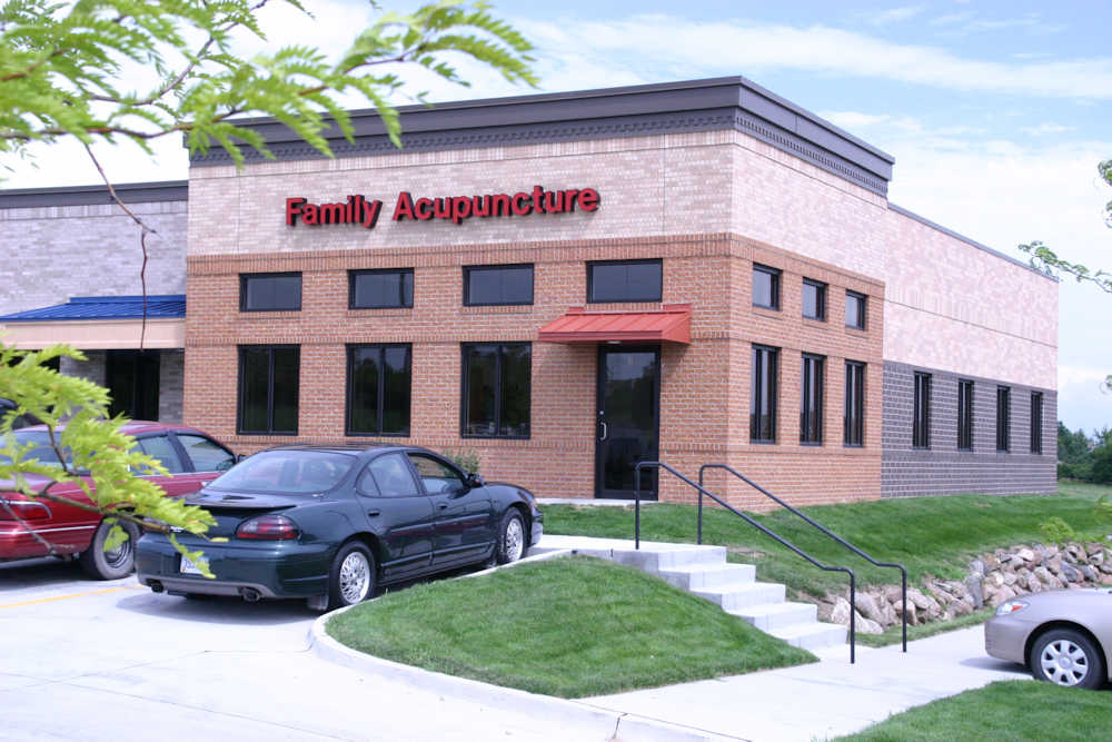 Iowa Family Acupuncture Office Building